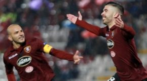 Salernitana, Menti sbancato: è un colpo da playoff
