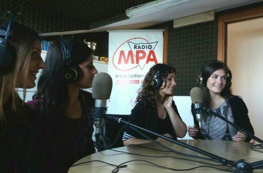 Le Moody Quartet a Radio MPA