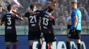Salernitana-Frosinone 1-1, le pagelle dei granata