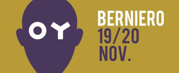 """Il progetto """"Berniero"""" dal 19 novembre ad Eboli"""