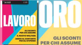 """Il Sole 24 ORE, in edicola oggi l'instant book """"Lavoro"""""""