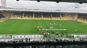 Frosinone-Salernitana 0-0, i granata fermano i ciociari allo Stirpe