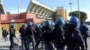 Salernitana-Avellino, Arechi blindato: da 300 uomini delle forze dell'ordine