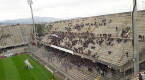 Salernitana-Novara 1-0, Tuia decide il confronto dell'Arechi