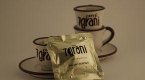 Francesco Ruggiero presenta Caffè 7 Grani