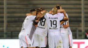 Salernitana-Palermo 0-2, siciliani corsari all'Arechi