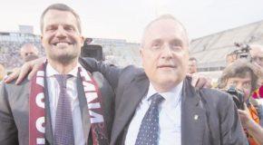 Centenario, asse Salernitana-Comune