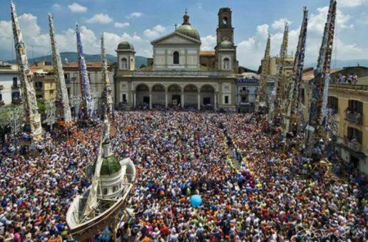 Nola, Gaetano Roberto racconta la Festa dei Gigli