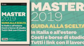 Il Sole 24 ORE: Master 2019 – Guida alla scelta