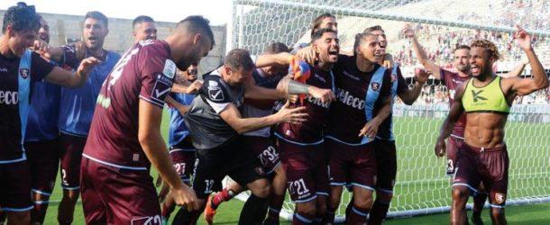 Salernitana-Padova 3-0