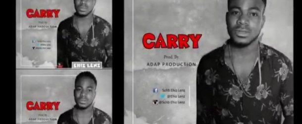 Carry, il nuovo singolo di Ehiz Lenz