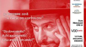 """VOCI DI CARTA: """"Il paese dei coppoloni"""" di Vinicio Capossela"""