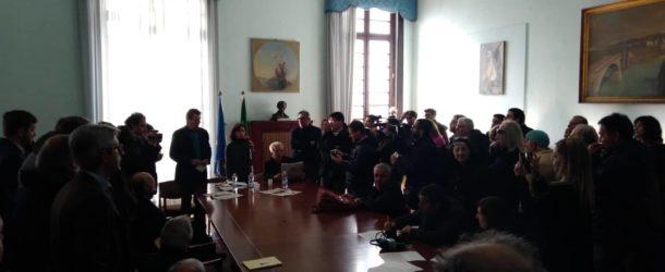 """""""La Città"""" continua lo sciopero dei giornalisti"""