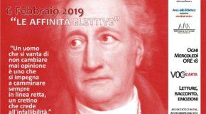Le affinità elettive di Johann Wolfgang Goethe