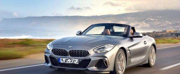 A Salerno la presentazione della Nuova BMW Z4