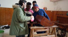A Salerno la prima bottega sociale di restauro e decorazione