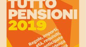 """""""Tutto Pensioni 2019"""" con il Sole 24 Ore"""