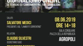 Giornalismo Online, le tecniche e i cambiamenti del giornalismo